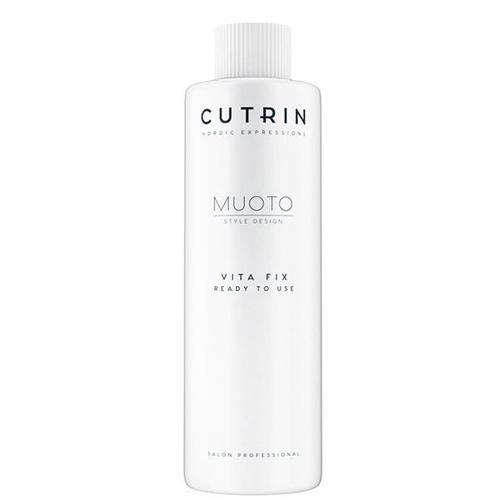 Купить Cutrin Готовый к использованию пенный нейтрализатор для осветленных или поврежденных волос Vita Fix, 1000 мл (Cutrin, MUOTO)