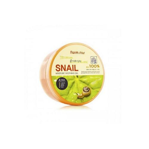 Купить Farmstay Многофункциональный смягчающий гель с экстрактом улитки 300 мл (Farmstay, Для тела)