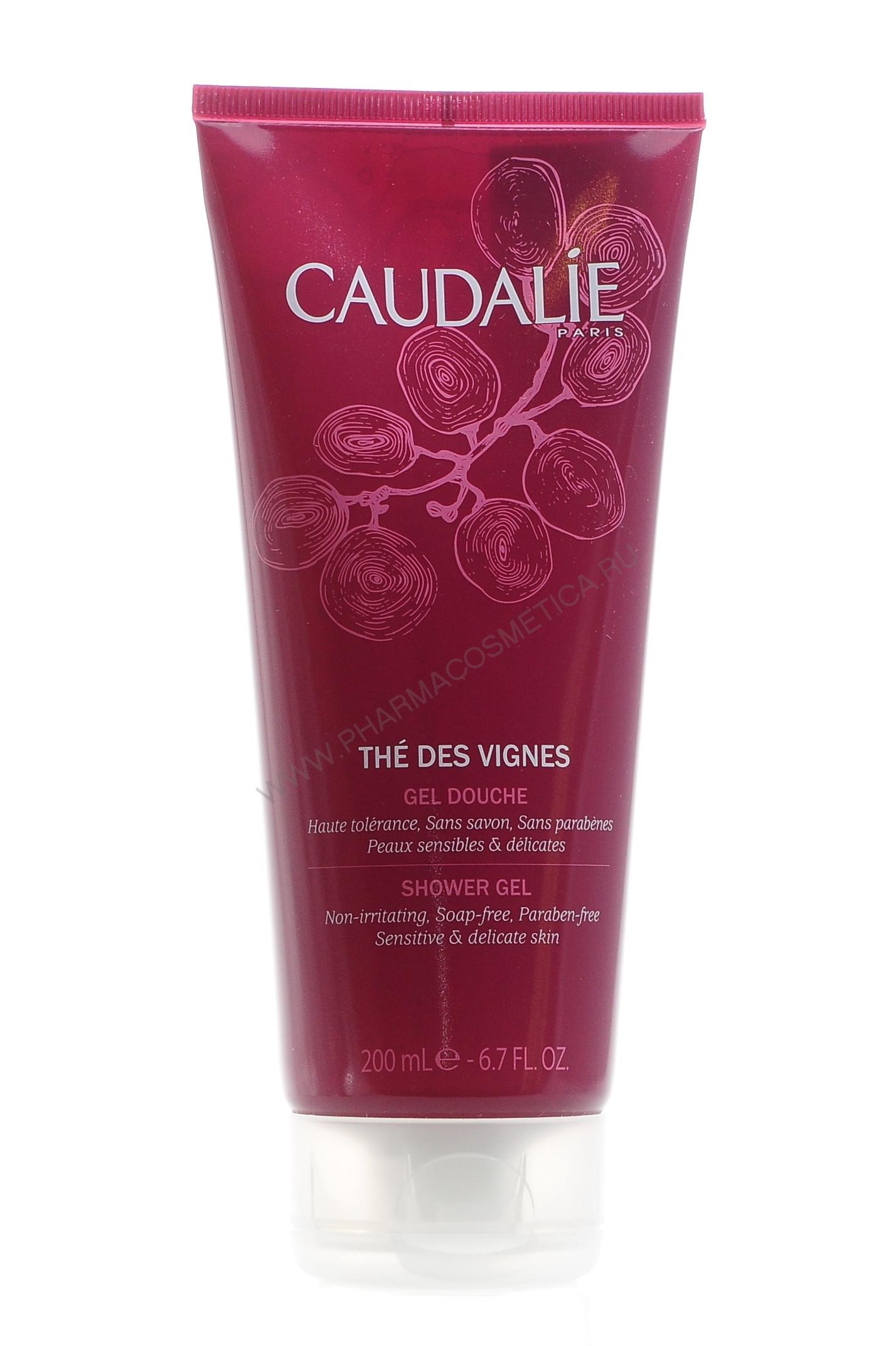 Купить Caudalie Гель для душа The des Vignes, 200 мл (Caudalie, The des Vignes)