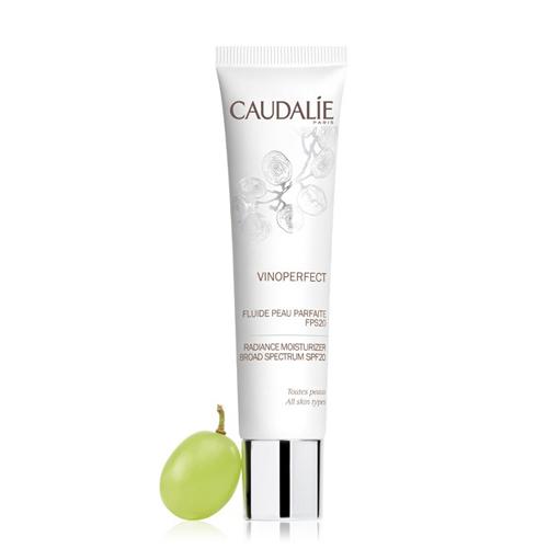 цена на Caudalie Флюид Совершенная кожа SPF 20 Виноперфект 40 мл (Caudalie, Vinoperfect)