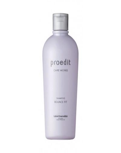 Купить Lebel Шампунь для мягких волос Proedit Shampoo Bounce Fit, 300 мл (Lebel, Proedit Home)