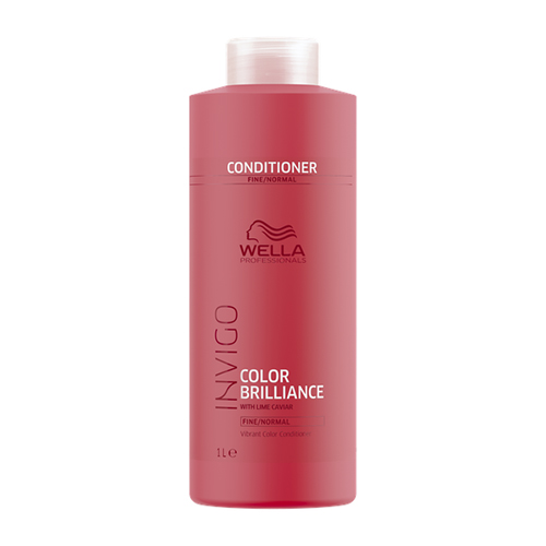 Купить Wella Professionals Бальзам-уход для защиты цвета окрашенных нормальных и тонких волос, 1000 мл (Wella Professionals, Уход за волосами)