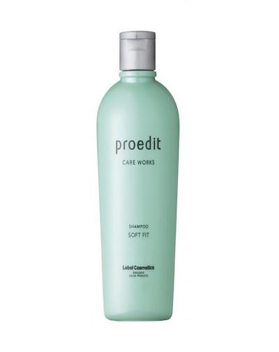 Купить Lebel Шампунь для жестких волос PROEDIT SHAMPOO SOFT FIT 300 мл (Lebel, Proedit Home)