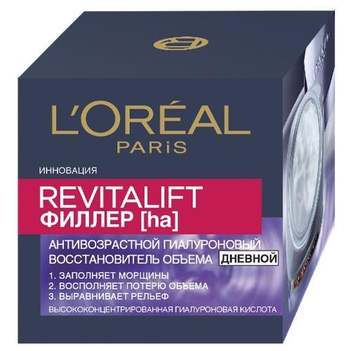 Купить L'Oreal Paris REVITALIFT Антивозрастной крем Филлер для лица дневной 50мл (L'Oreal Paris, Revitalift)