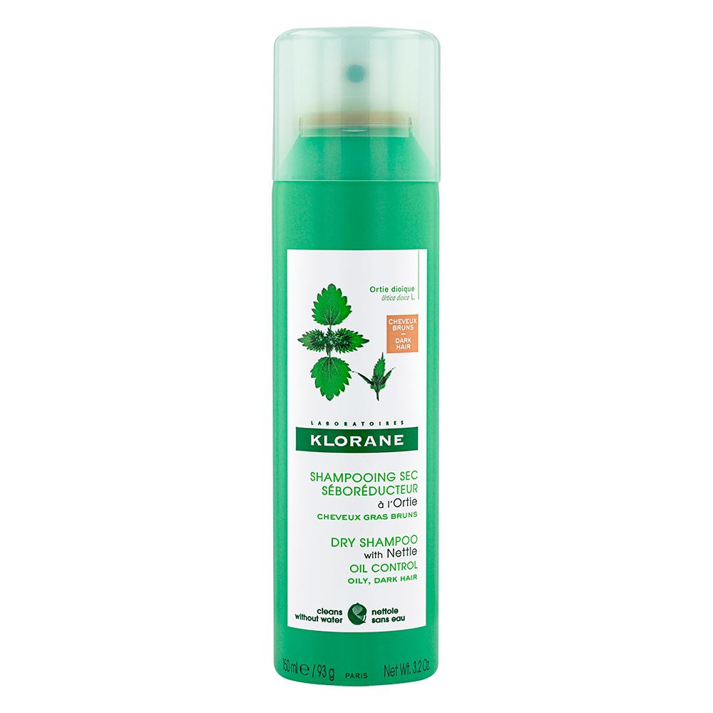 Купить Klorane Сухой тонирующий шампунь себорегулирующий с экстрактом крапивы, 150 мл (Klorane, Oily Prone Hair)