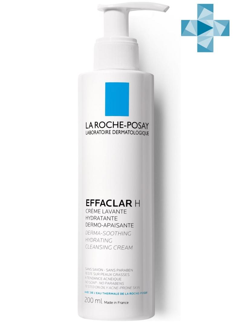 La Roche-Posay Очищающий гель-крем Эфаклар Н, 200 мл (La Roche-Posay, Effaclar) недорого