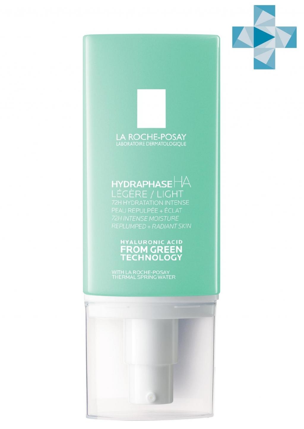 Купить La Roche-Posay Легкий крем для интенсивного увлажнения 50 мл (La Roche-Posay, Hydraphase)