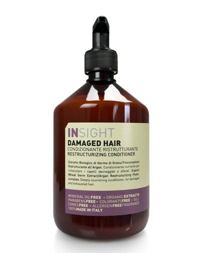 заказать Insight professional Damaged Кондиционер для поврежденных волос 500 мл (Уход за волосами, Damaged)