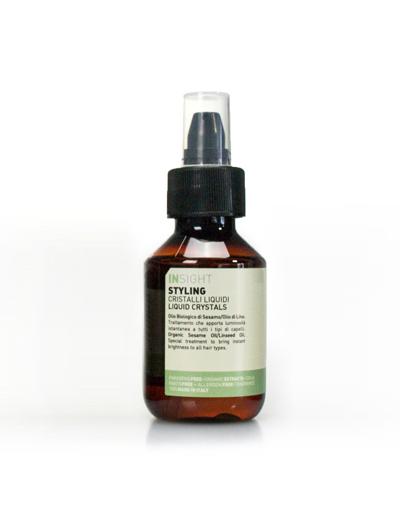 заказать Insight professional Жидкие кристаллы термозащита волос Liquid Crystals, 100 мл (Стайлинг, Insight Styling)