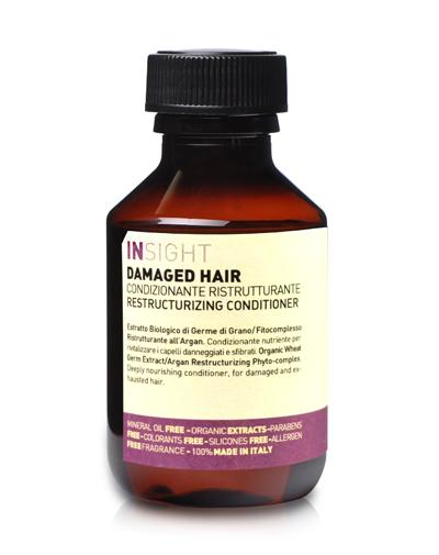 заказать Insight professional Damaged Кондиционер для поврежденных волос 100 мл (Уход за волосами, Damaged)