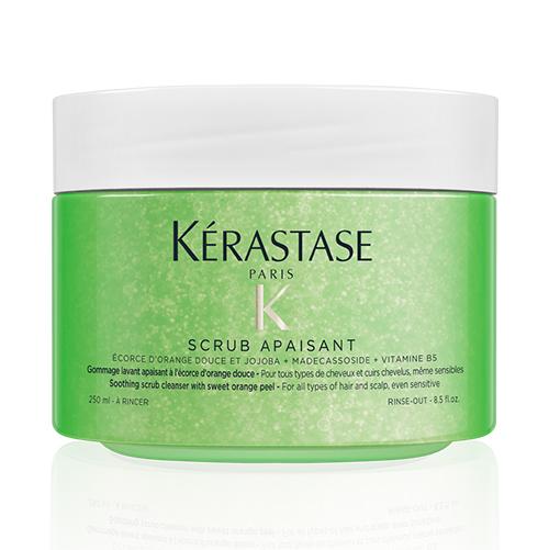 Kerastase Фузио-скраб Апезан для чувствительной кожи головы Fusio-Scrub Apaisant, 250 мл (Kerastase, Fusio-Dose)  - Купить