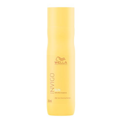 Купить Wella Professionals Очищающий шампунь для волос и тела после солнца, 250 мл (Wella Professionals, Уход за волосами)