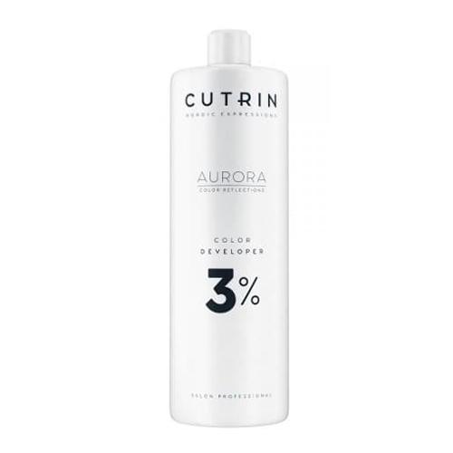 Купить Cutrin Окислитель Color Developer 3%, 1000 мл (Cutrin, Aurora)