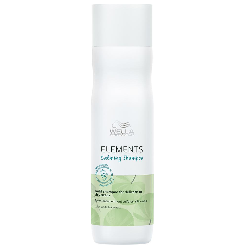 Купить Wella Professionals Успокаивающий мягкий шампунь для чувствительной или сухой кожи головы Calming Shampoo, 250 мл (Wella Professionals, Уход за волосами)