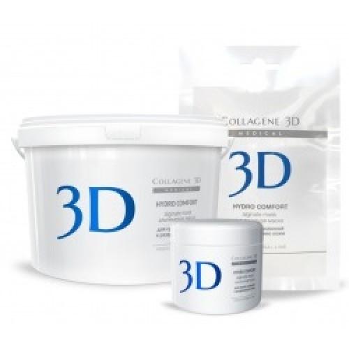 Купить Collagene 3D Альгинатная маска для лица и тела с экстрактом алое вера 1200 г (Collagene 3D, Hydro Comfort)