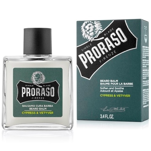 заказать Proraso Бальзам для бороды Cypress & Vetyver 100 мл (Для ухода)