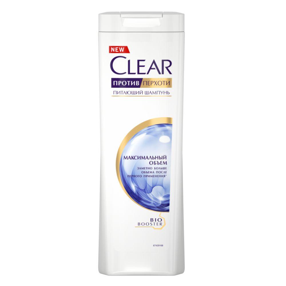 Купить Clear Шампунь Максимальный объем, 400 мл (Clear, )