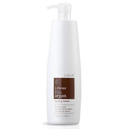 Lakme Аргановый увлажняющий шампунь, 1000 мл (Lakme, K.Therapy)  - Купить
