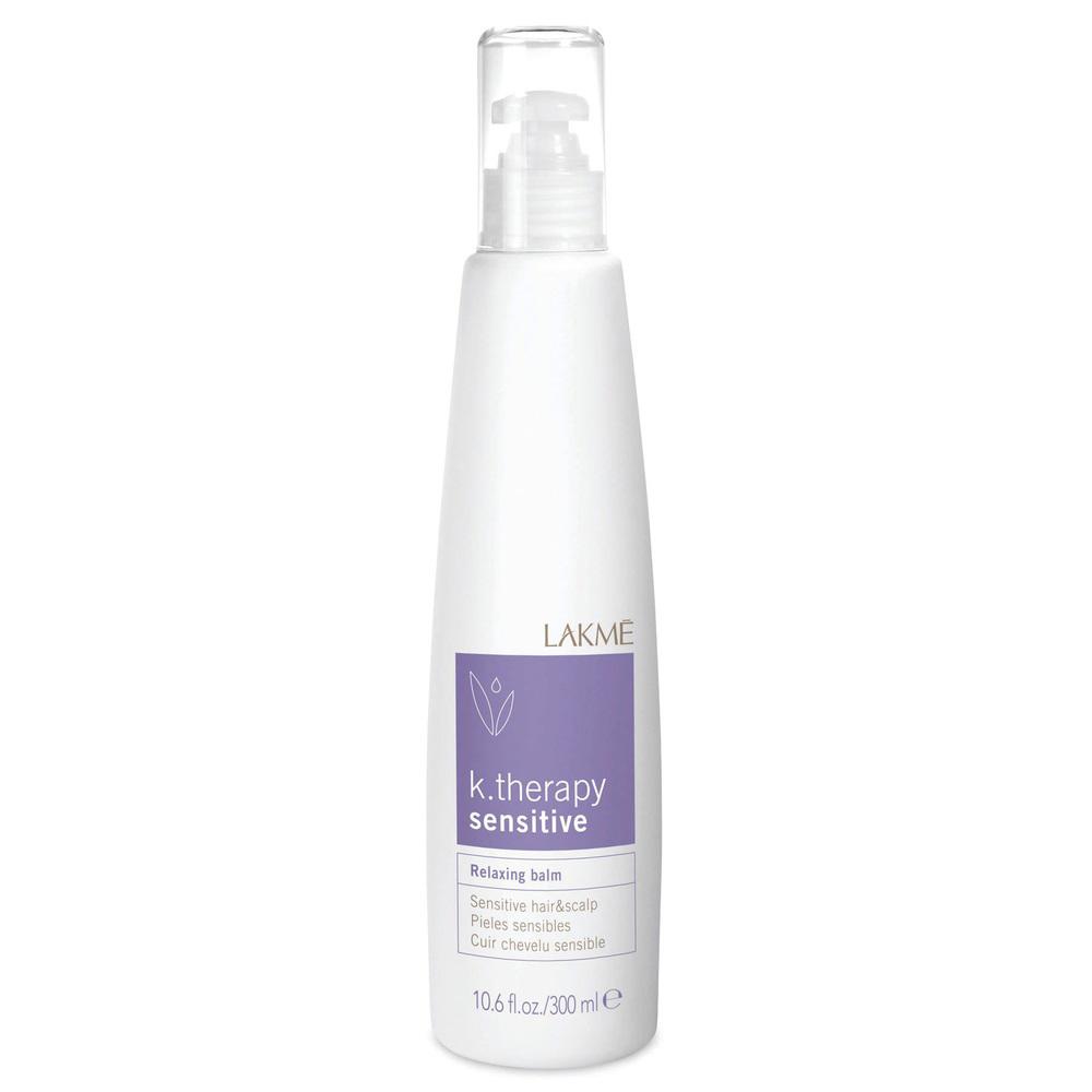 Купить Lakme Бальзам успокаивающий для чувствительной кожи головы и волос 300 мл (Lakme, K.Therapy)
