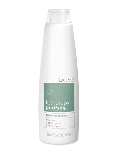 Купить Lakme Balancing shampoo oily hair Шампунь восстанавливающий баланс для жирных волос 300 мл (Lakme, K.Therapy)