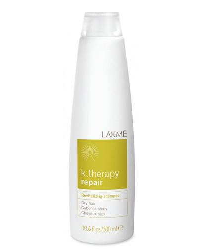 Купить Lakme Revitalizing shampoo dry hair Шампунь восстанавливающий для сухих волос, 300 мл (Lakme, K.Therapy)