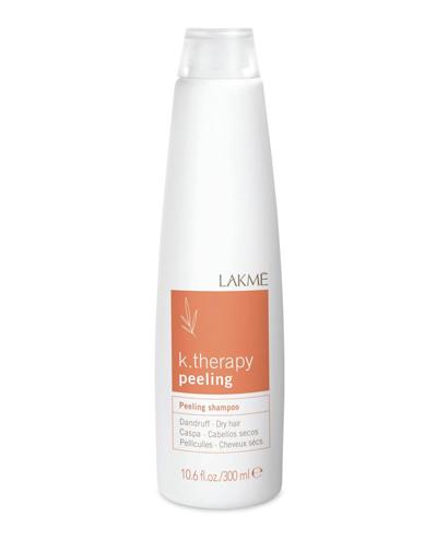 Купить Lakme Peeling shampoo dandruff dry hair Шампунь против перхоти для сухих волос 300 мл (Lakme, K.Therapy)