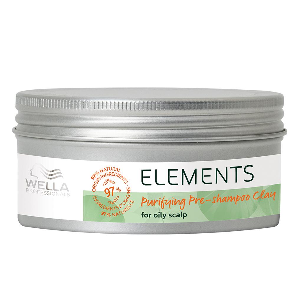 Купить Wella professionals Очищающая глина для кожи головы перед мытьем шампунем Purifying Pre-shampoo Clay, 225 мл (Wella professionals, Уход за волосами)