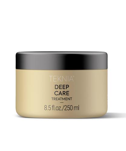 Lakme Восстанавливающая маска для поврежденных волос Deep care treatment, 250 мл (Lakme, Teknia)