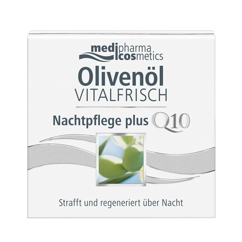 Купить Medipharma Cosmetics Ночной крем для лица против морщин Vitalfrisch, 50 мл (Medipharma Cosmetics, Olivenol)