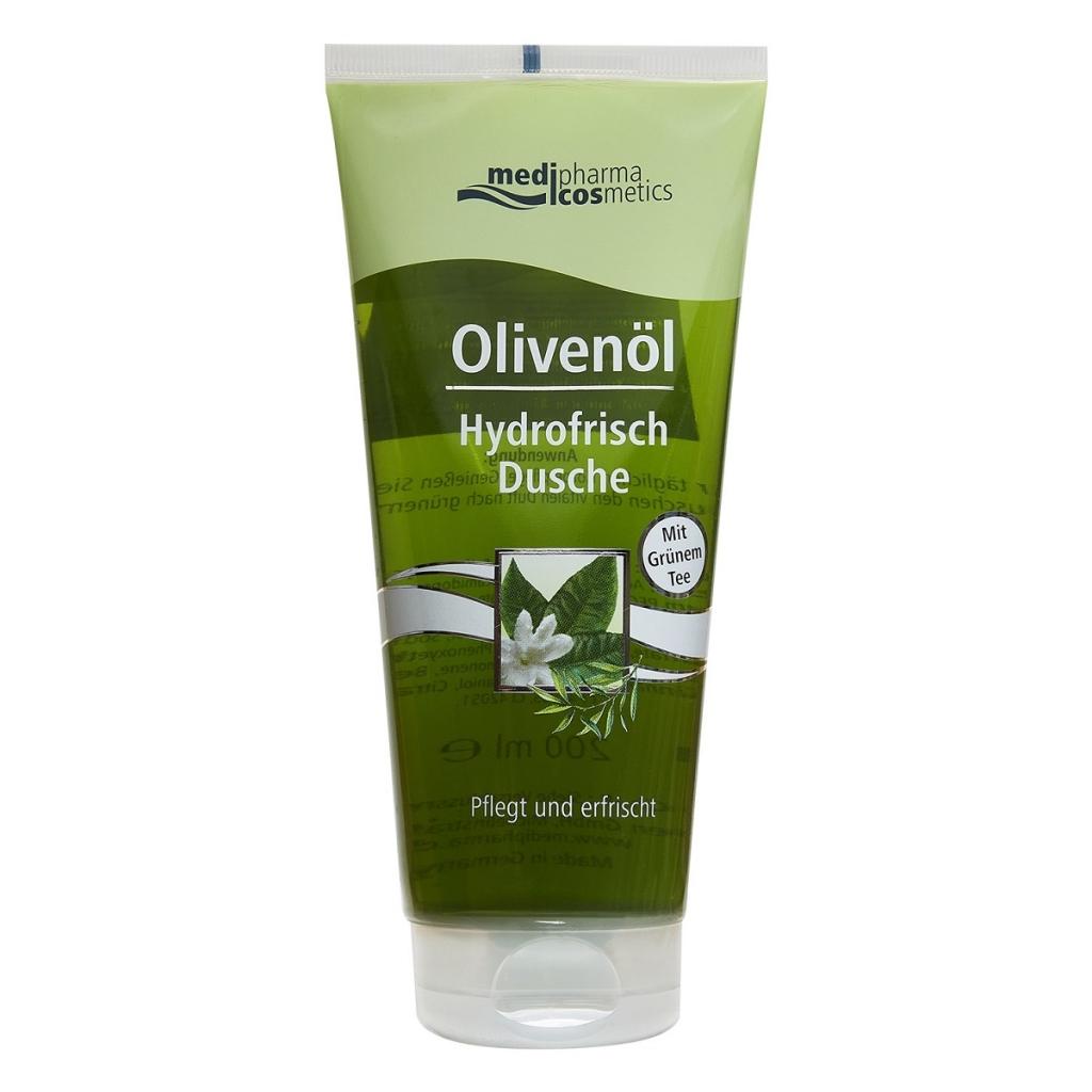 Medipharma Cosmetics Гель для душа Зеленый чай, 200 мл (Medipharma Cosmetics, ) medipharma cosmetics гель для