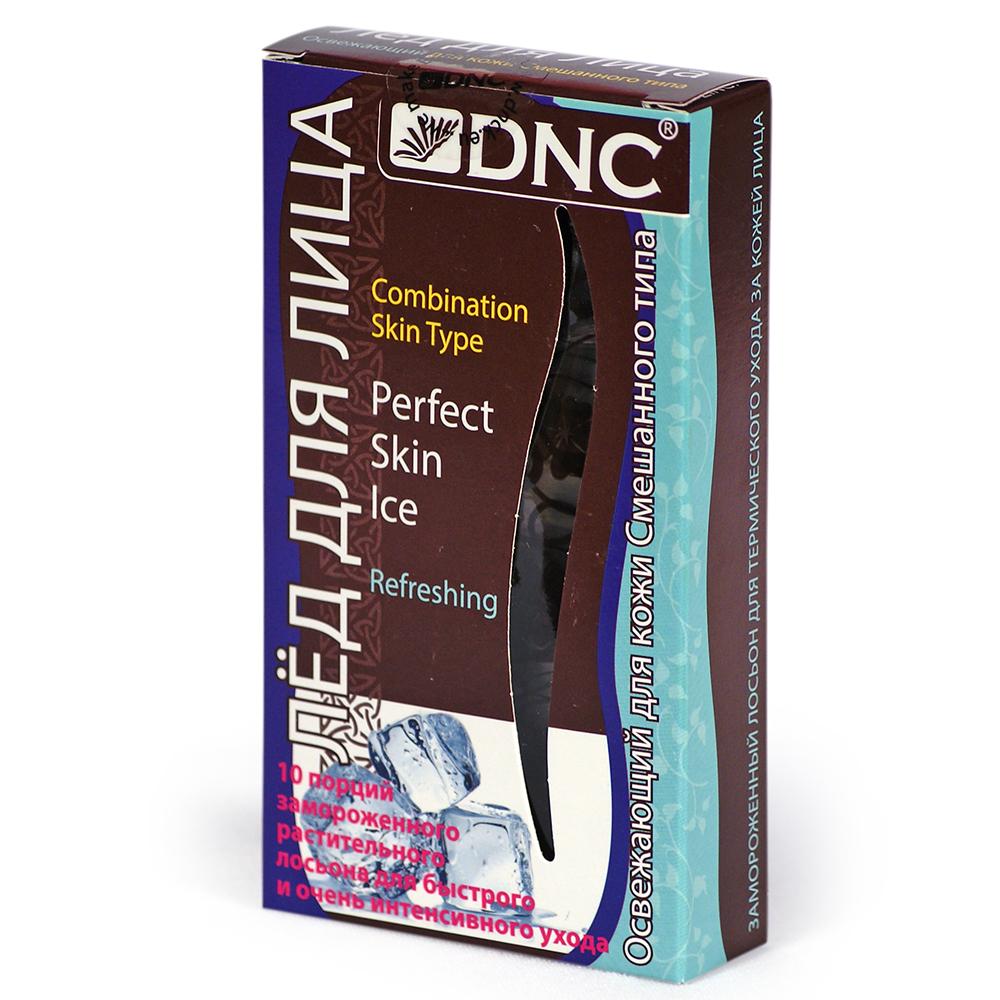 Купить DNC Kosmetika Лед для лица освежающий для кожи смешанного типа, 10х10 мл (DNC Kosmetika, DNC)