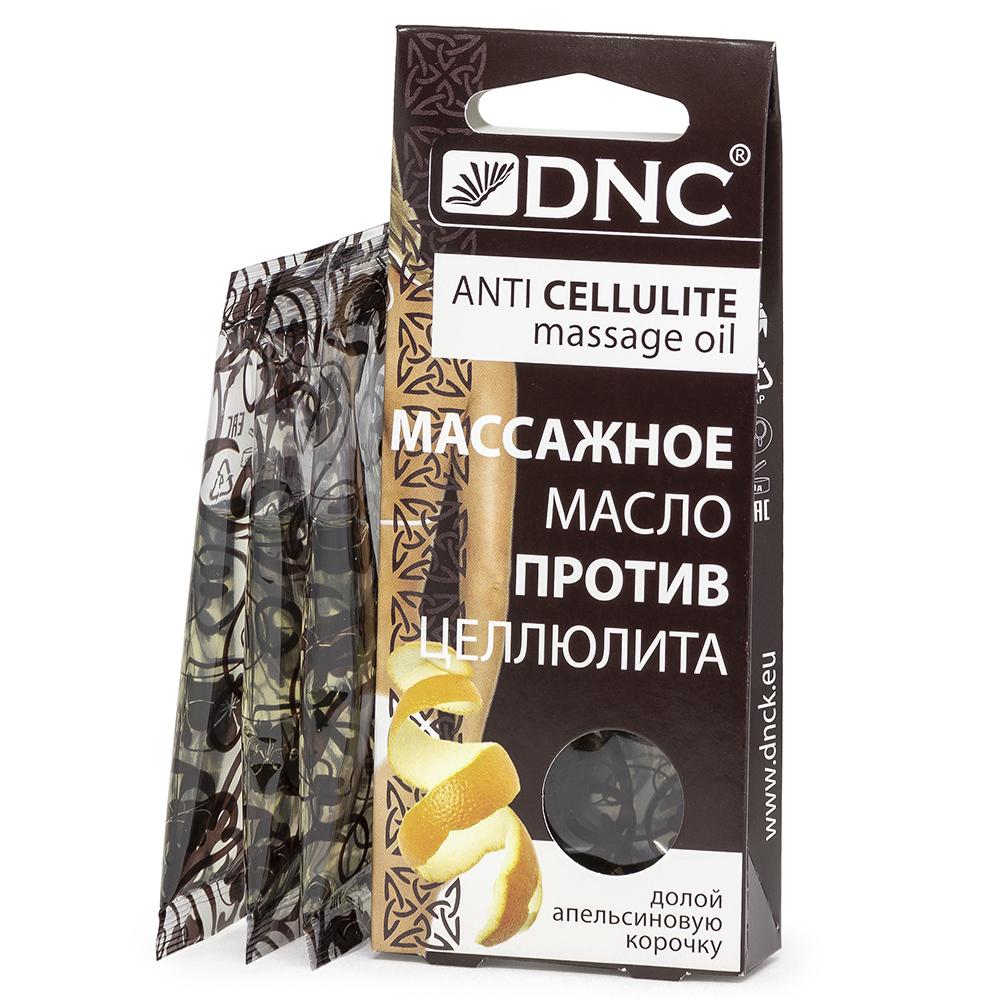 Купить DNC Kosmetika Против целлюлита масло Массажное, 3х15 мл (DNC Kosmetika, DNC)