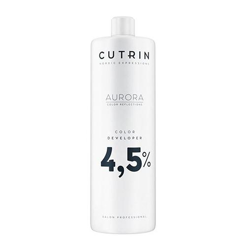 Купить Cutrin Окислитель для безаммиачного красителя Color Developer 4, 5%, 1000 мл (Cutrin, Aurora)