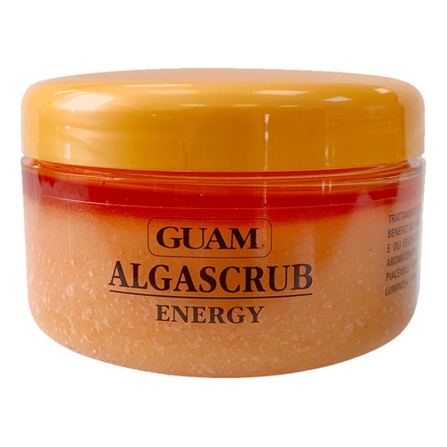 Купить Guam Скраб с эфирными маслами Энергия и Тонус 300 мл (Guam, Algascrub)
