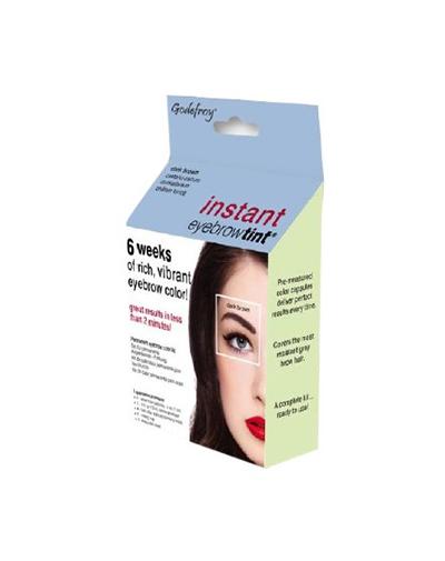 заказать Godefroy Краска-хна в капсулах для бровей, набор 15 капcул (Eyebrow)