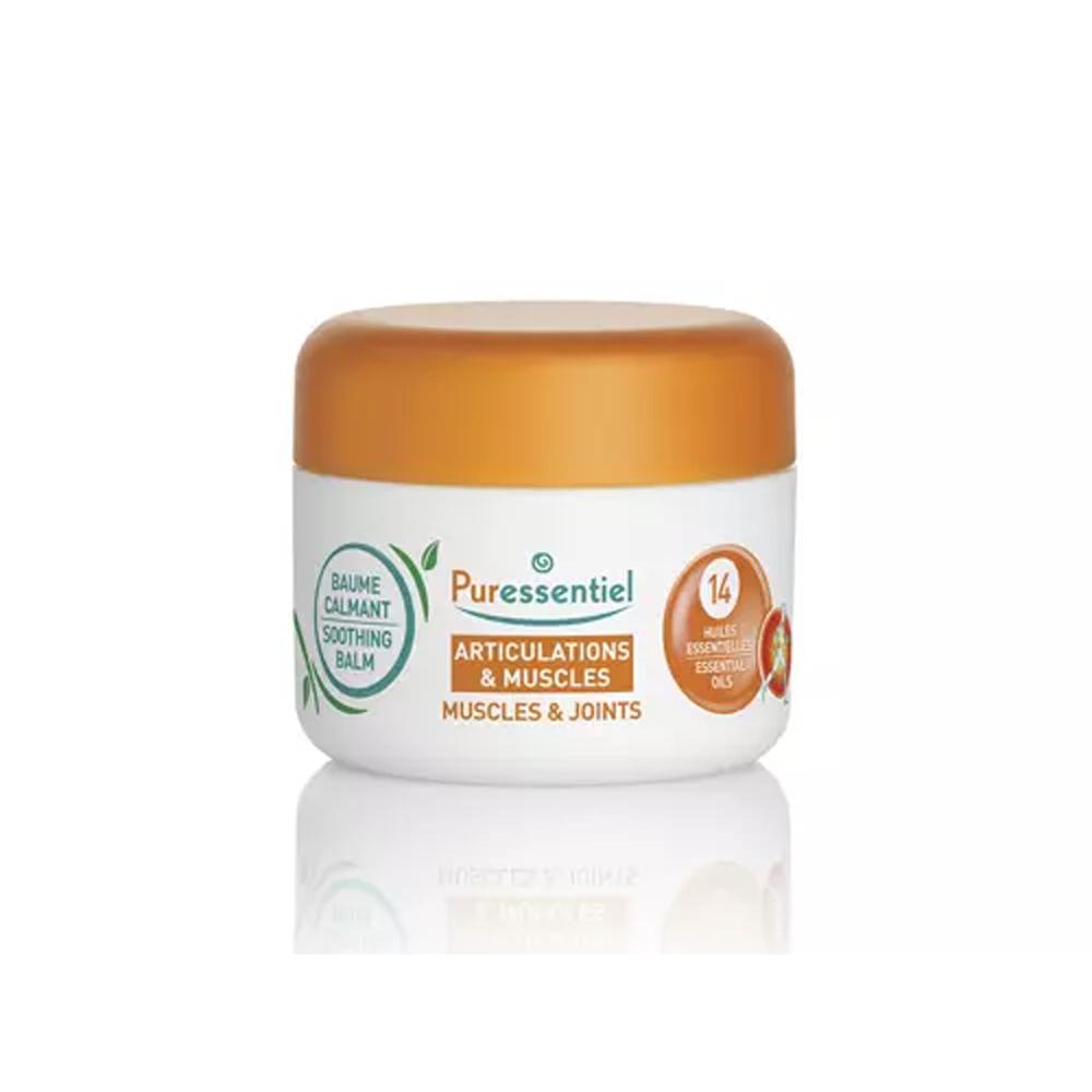 Купить Puressentiel Бальзам расслабляющий и успокаивающий 14 эфирных масел , 30 мл (Puressentiel, Мышцы и суставы)