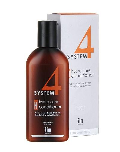 Купить Sim Sensitive Бальзам терапевтический H для сухих и повреждённых окрашиванием волос 215 мл (Sim Sensitive, System 4)