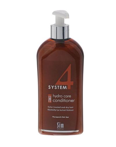 Купить Sim Sensitive Бальзам терапевтический Н для сухих и поврежденных окрашиванием волос 500 мл (Sim Sensitive, System 4)