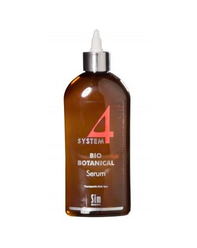 Купить Sim Sensitive Био Ботаническая сыворотка для роста волос 500 мл (Sim Sensitive, System 4)