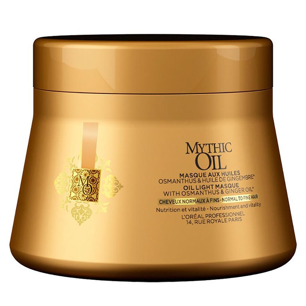 Купить Loreal Professionnel Маска для тонких волос Oil Light Masque, 200 мл (Loreal Professionnel, Уход за волосами)