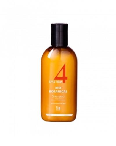 Купить Sim Sensitive Био Ботанический шампунь для роста волос 100 мл (Sim Sensitive, System 4)