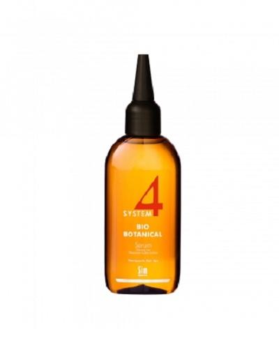 Купить Sim Sensitive Био Ботаническая сыворотка для роста волос 100 мл (Sim Sensitive, System 4)