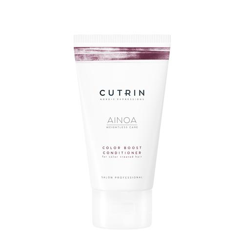 Купить Cutrin Кондиционер для сохранения цвета Color Boost, 75 мл (Cutrin, Ainoa)