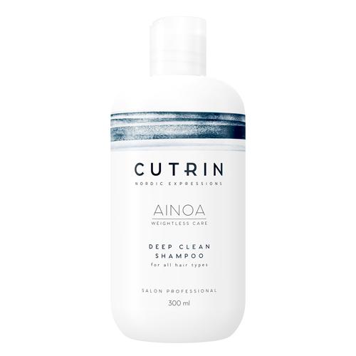 Cutrin Шампунь для глубокого очищения Deep Clean, 300 мл (Cutrin, Ainoa)