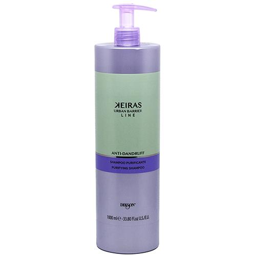Купить Dikson Шампунь себобалансирующий против перхоти Shampoo anti-dandruff rebalancing, 1000 мл (Dikson, Keiras)