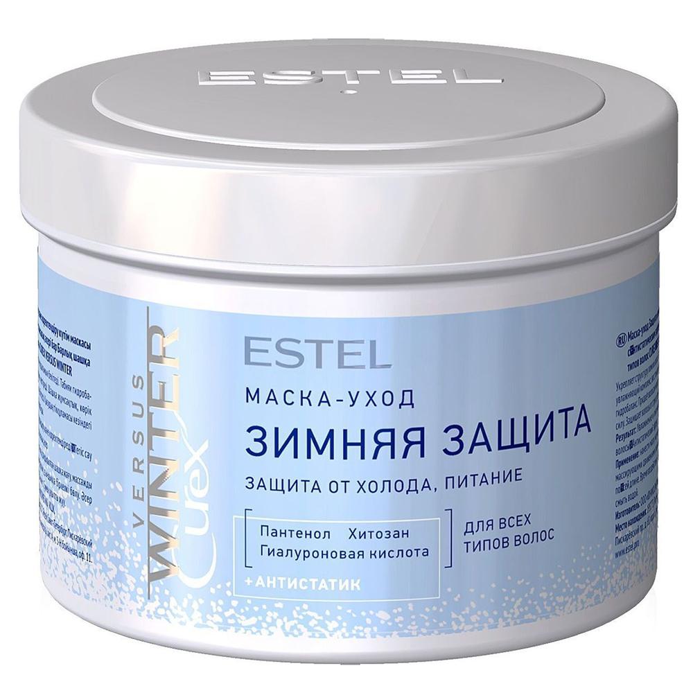 Купить Estel Professional Маска-уход Зимняя защита для всех типов волос, 500 мл (Estel Professional, Curex)