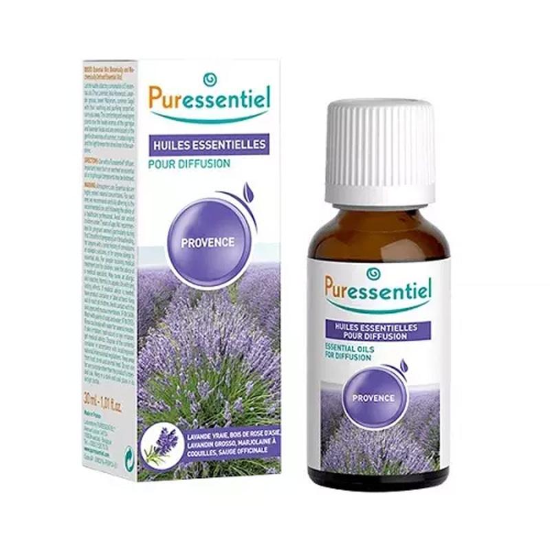 Купить Puressentiel Комплекс эфирных масел Прованс , 30 мл (Puressentiel, Отдых и Релакс)
