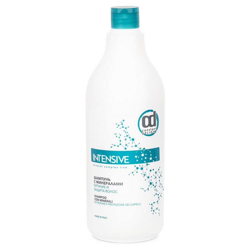 Купить Constant Delight Шампунь с минералами Питание и Защита Minerali Shampoo, 1000 мл (Constant Delight, Intensive)