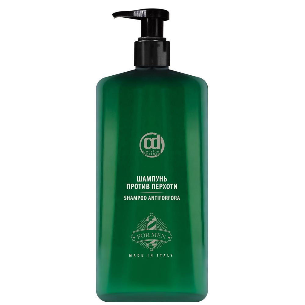 Constant Delight Шампунь против перхоти Antiforfora Shampoo, 1000 мл (Constant Delight, Barber Care) недорого