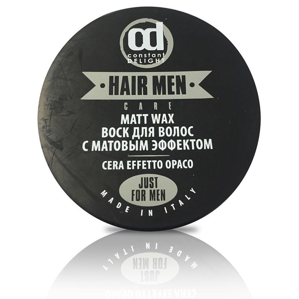 Купить Constant Delight Воск для волос с матовым эффектом Matt Wax, 100 мл (Constant Delight, Barber Care)